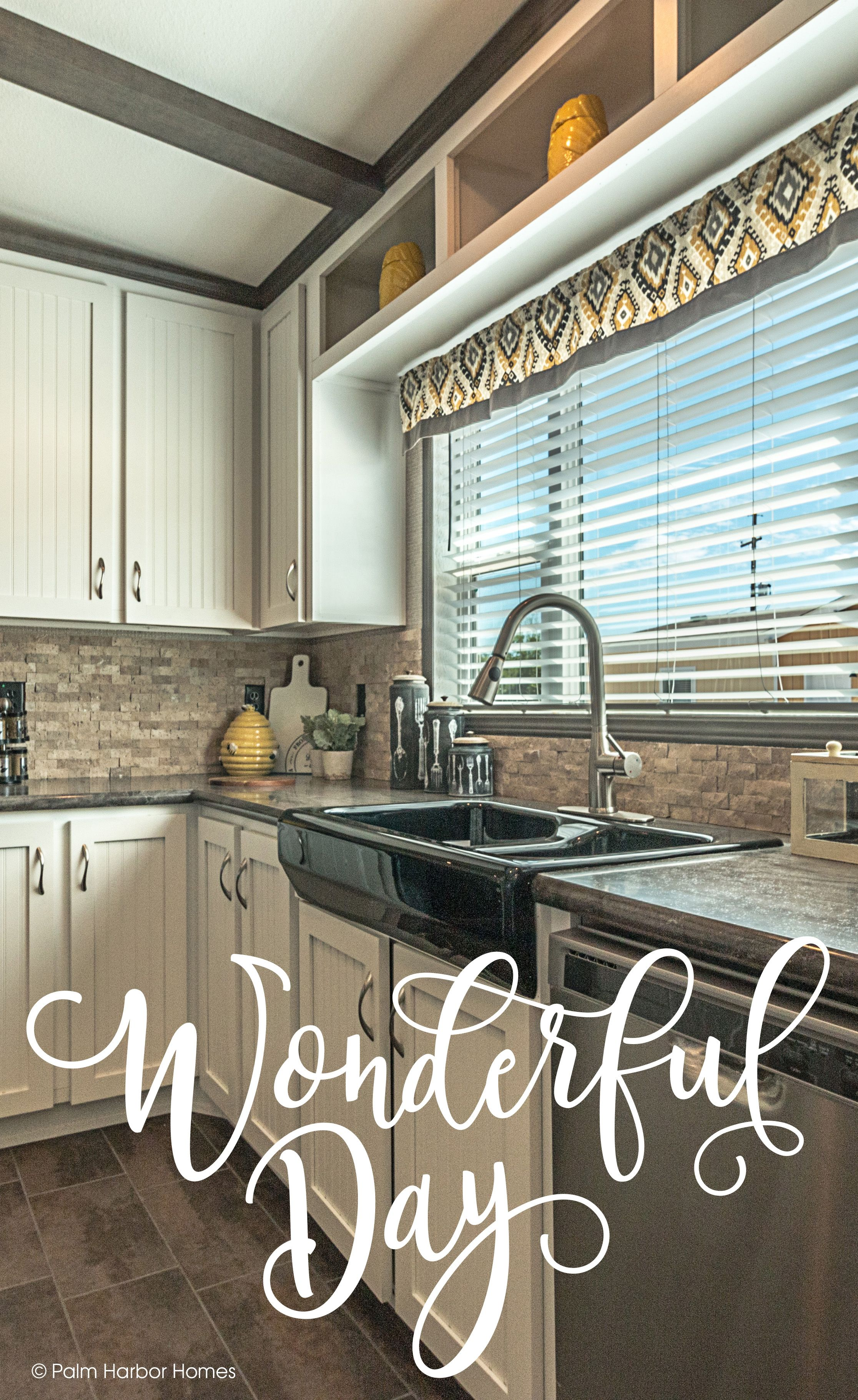 Make it a wonderful day! The Carrington, 3 Bedrooms, 2