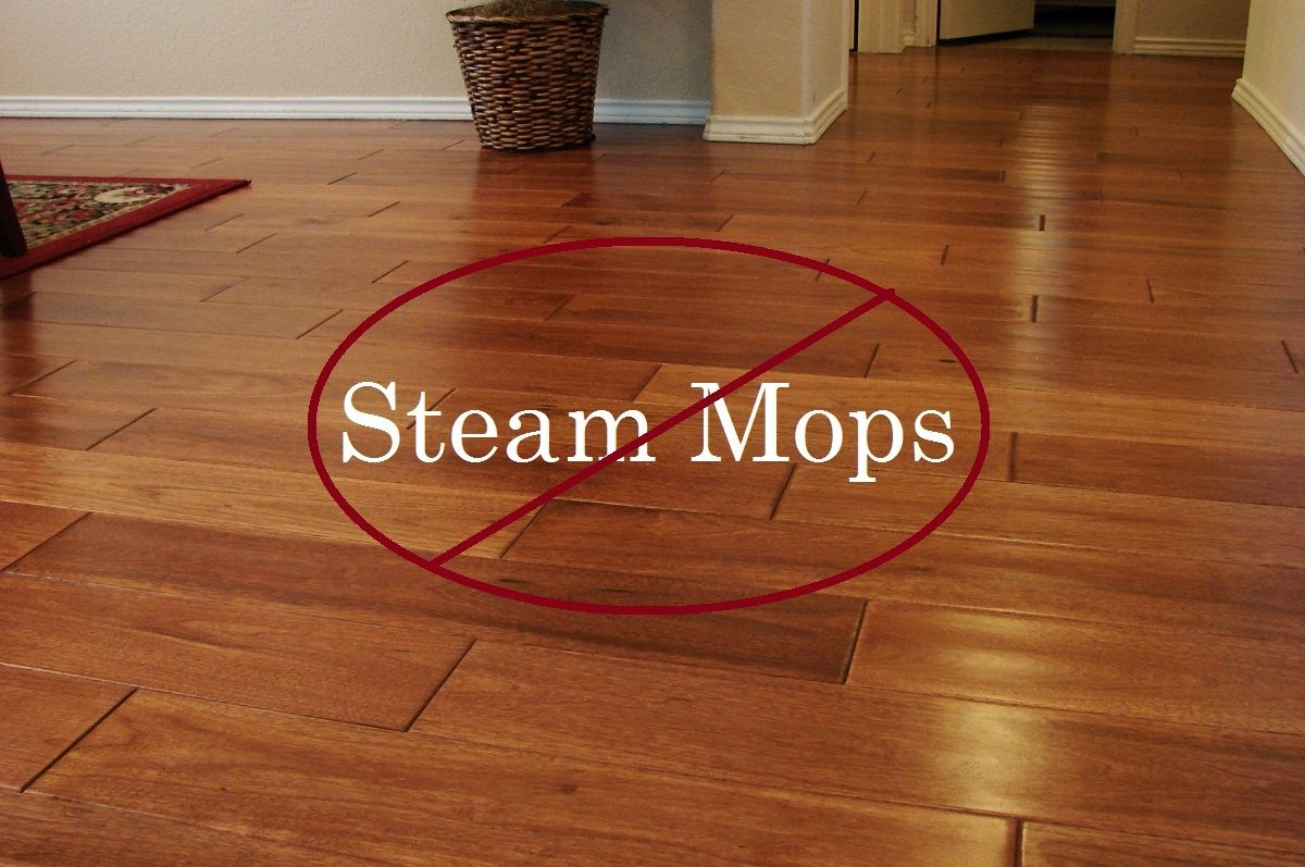 Steam Mop Hardwood Floor Damage   Installing Hardwood Flooring On The  Floors Of Your House Is One Of The Very Best Investmen