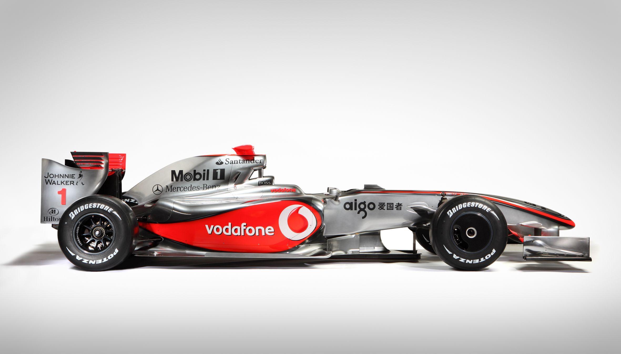 Mclaren mercedes formula 2362 1349 formula 1 for Mercedes benz formula 1