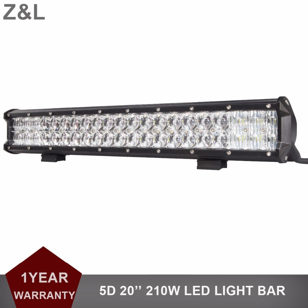 210w Car Led Light Bar 20 Off Road 12v 24v Suv 4wd 4x4 Pickup Van Camper Tractor Driving Lamp Combo Truck Wagon Fog He Car Led Lights Bar Lighting Car Lights