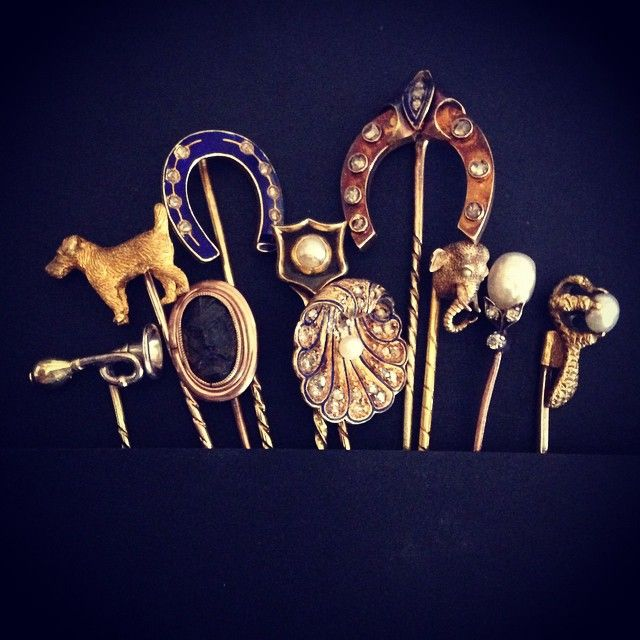 We know how popular antique conversions are at the moment. Why not checkout all our stickpins over at nalfie.com?! We think some of these would make great rings & charms! Who's feeling creative?! #nalfie #antique #victorian #conversions #stickpin #ring #rings #antiqueconversion