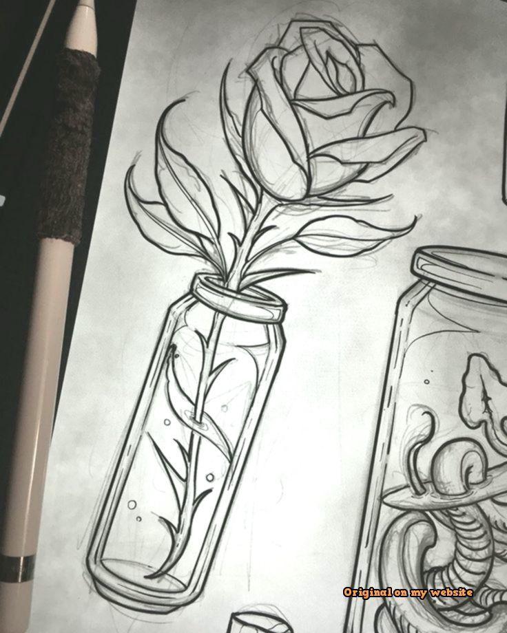 Photo of Dessin au crayon – Art Sketches Ideas – Survive # crayon dessin fix … – Coeur