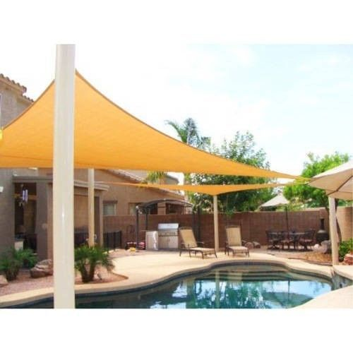 Canopy Tent Sun Shade Waterproof Outdoor Pool Garden Yard 20 x 16 Backyard Beige  sc 1 st  Pinterest & Canopy Tent Sun Shade Waterproof Outdoor Pool Garden Yard 20 x 16 ...