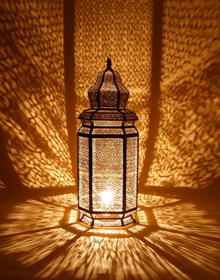 Meticulous Example Of Moroccan Master Craftsmen Workmanship. View Our JAFFA  Light Now.