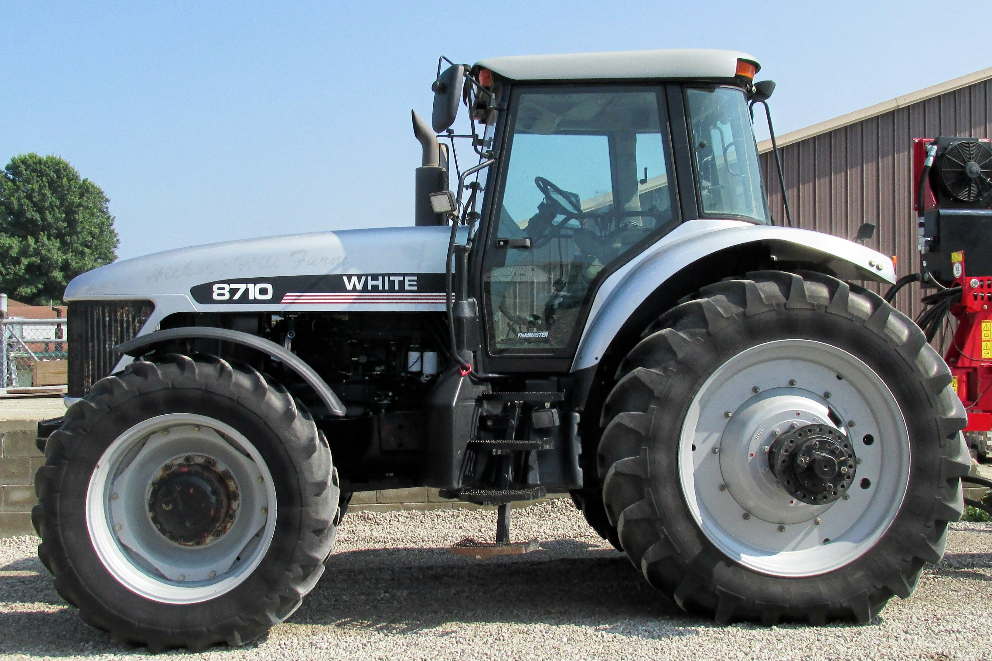 White Tractor Rims : Agco white tractors pinterest tractor and