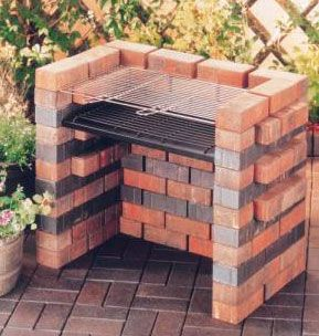 Barbecue in muratura fai da te scale pinterest - Barbecue in casa ...