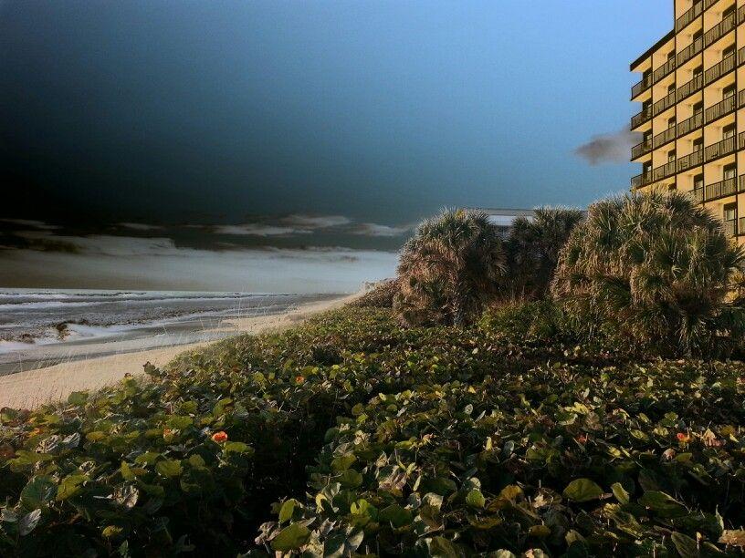 Florida melbourne beach beach natural landmarks