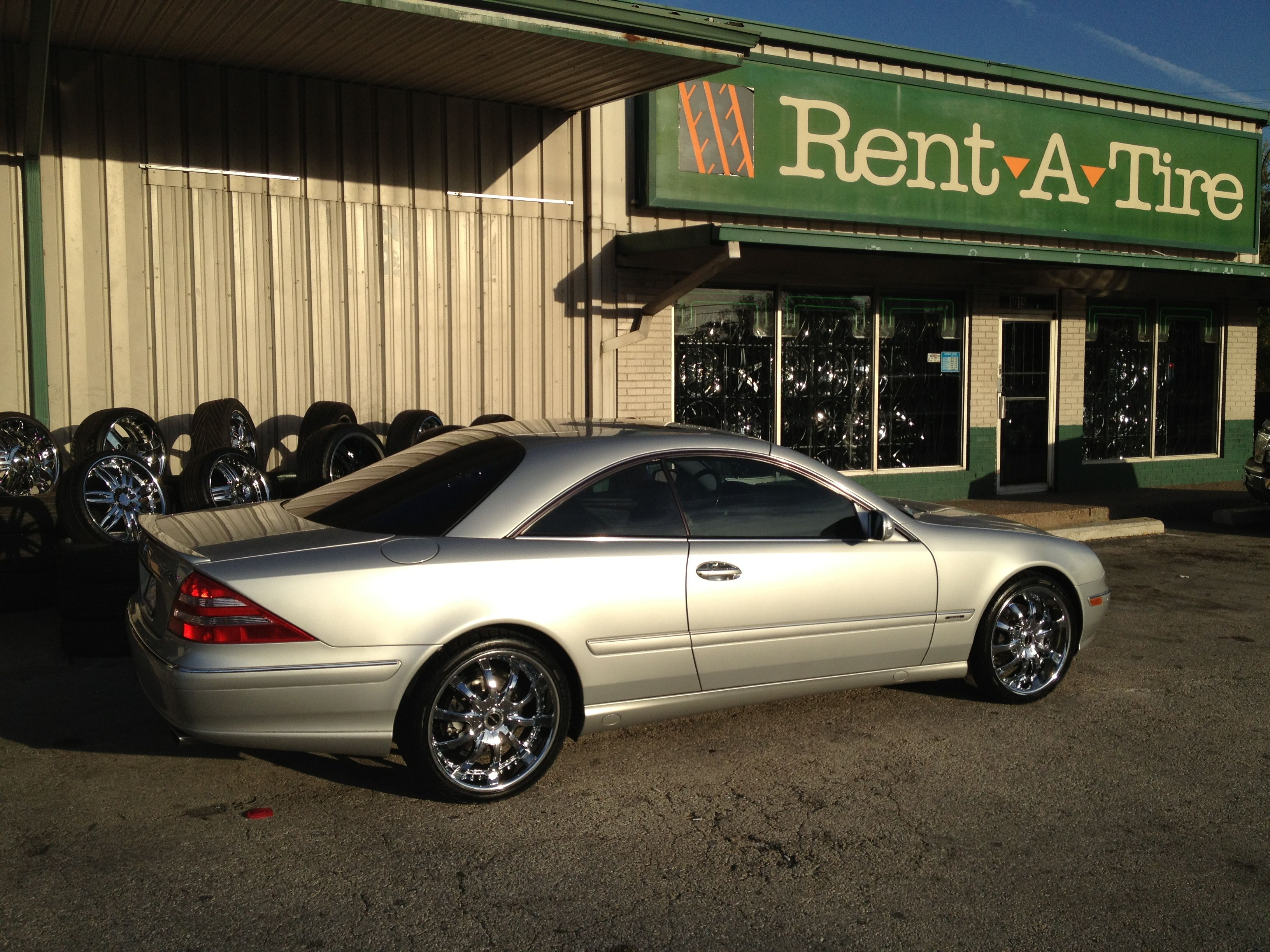 Mercedes Cl500 On 20 S Mercedes Cl500 Mercedes Beautiful Cars