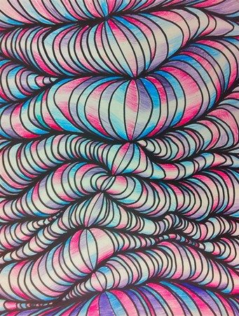 Op Art Optical Art Is A Style Of Visual Art That Makes