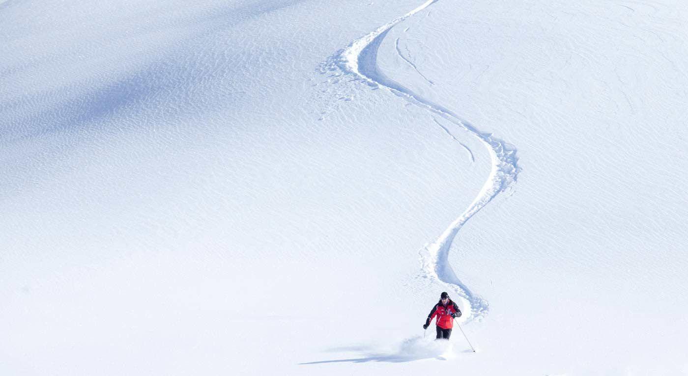 El Bolson Patagonia Argentina The best snow!!!!