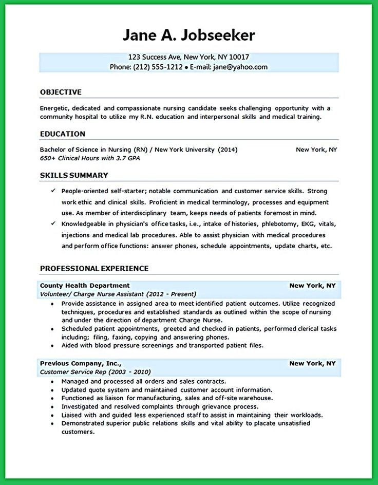 Resume Template University Student 3 Important Life