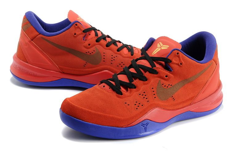 """the best attitude e3be8 6031e Nike Kobe 8 EXT Black """"Year of the Snake"""" Red Colorway"""