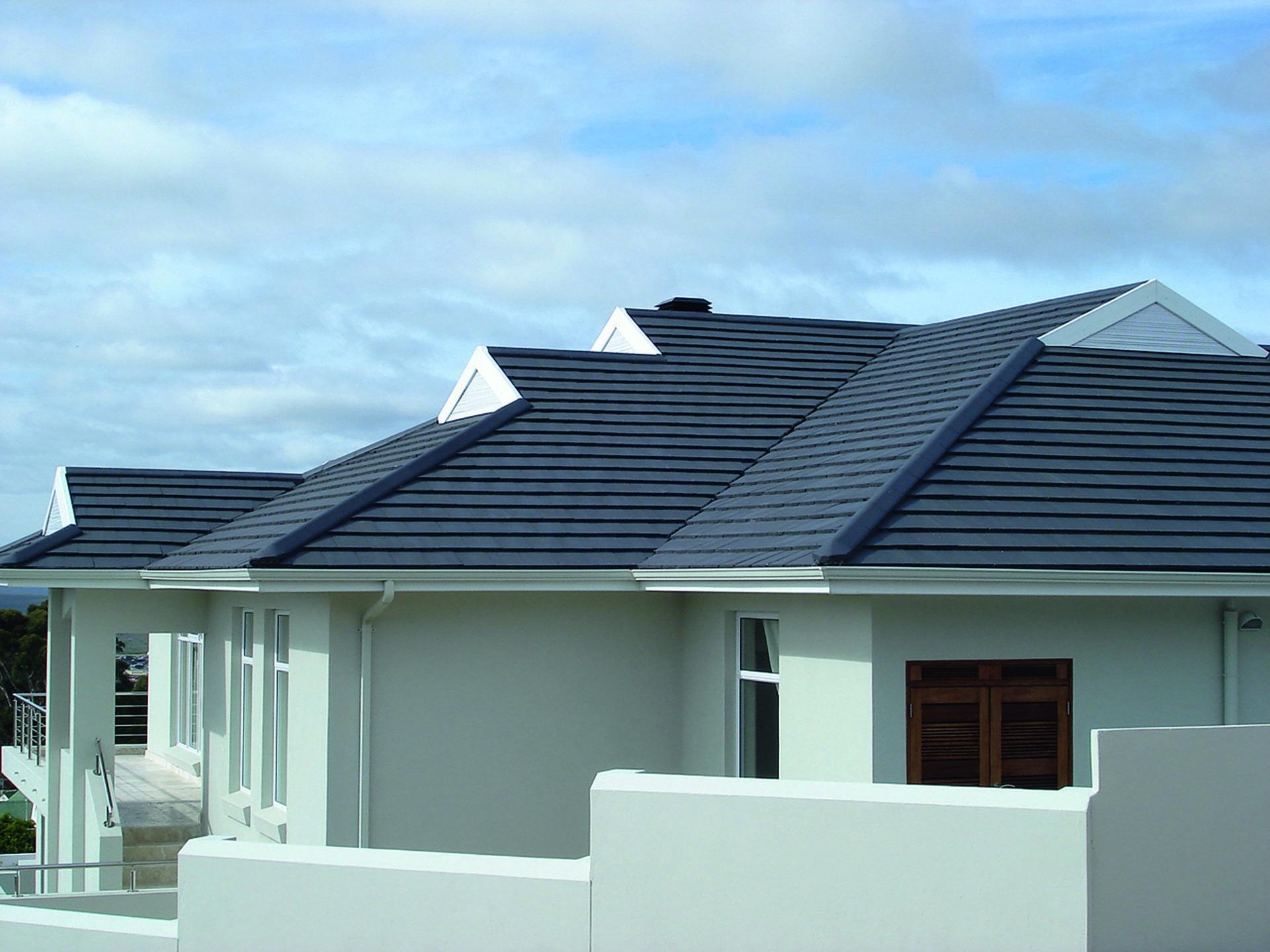 Marley Modern Concrete Roof Tile Marley Roofing In 2020 Roof Tiles Marley Roof Tiles Concrete Roof Tiles