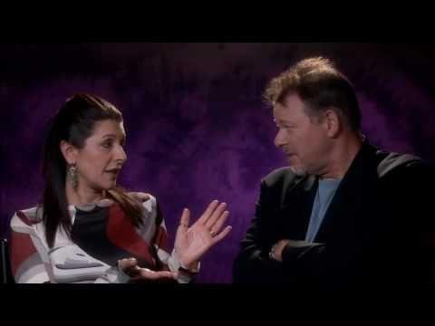 Jonathan Frakes & Marina Sirtis - Reunion Of The Rikers.mp4