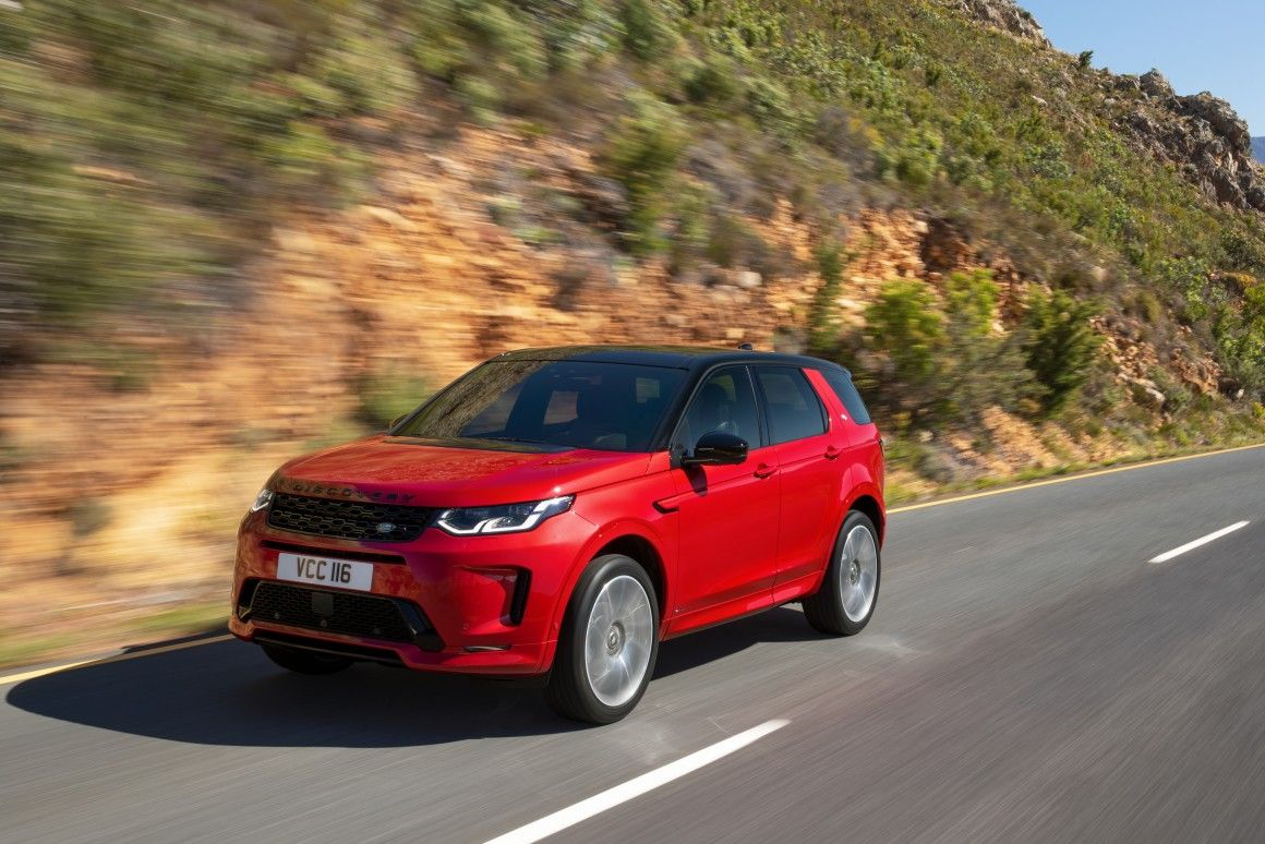 Land Rover unveils 2020 Discovery Sport with mildhybrid