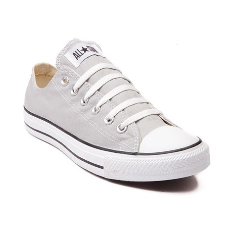 0176c720ad6a Shop for Converse All Star Lo Sneaker in Light Gray at Journeys Shoes. Shop  today for the hottest brands in mens shoes and womens shoes at Journeys.com.