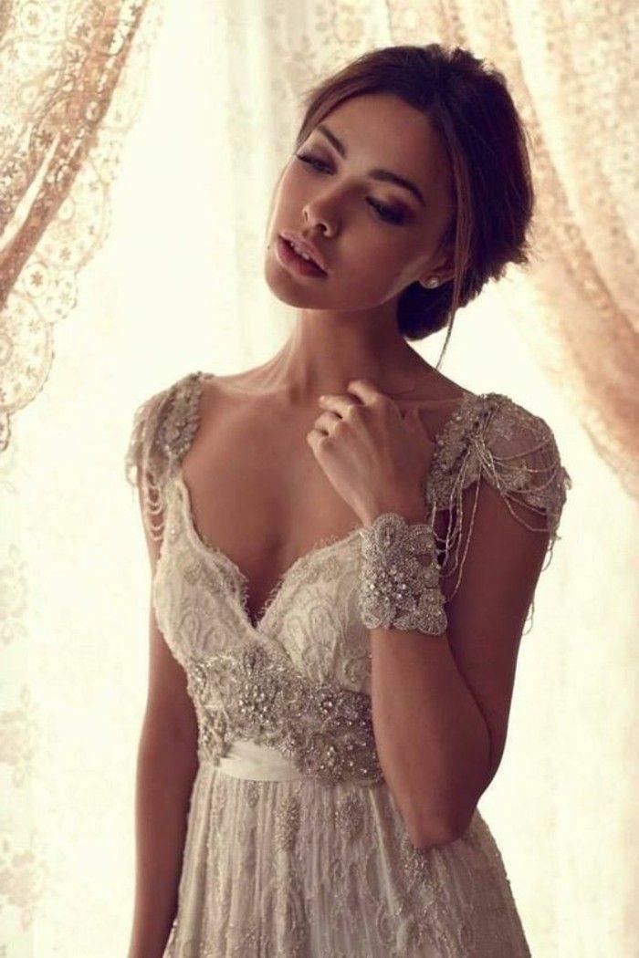 Photo of 100 unique models of champagne wedding dresses! – Archzine ….