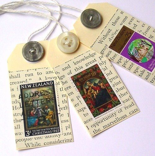 Cool Christmas gift tags my favorite time of year Pinterest