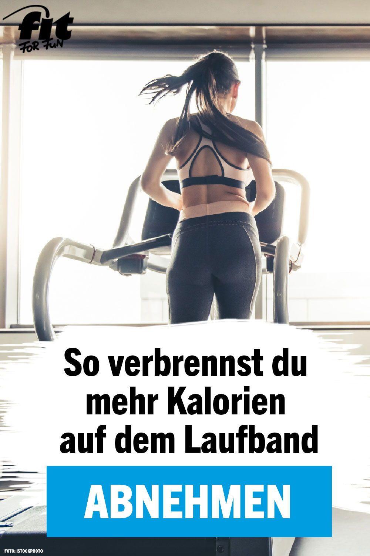 Laufband Kalorien