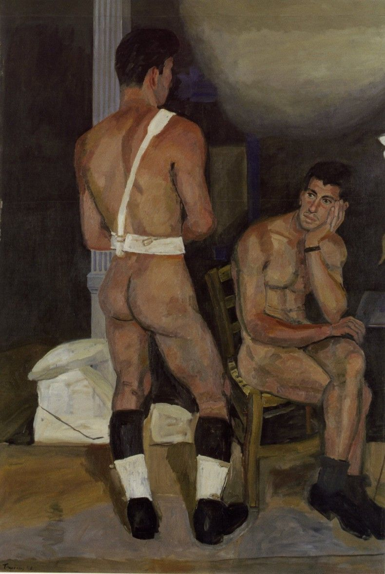 from Franklin erotic painting gay