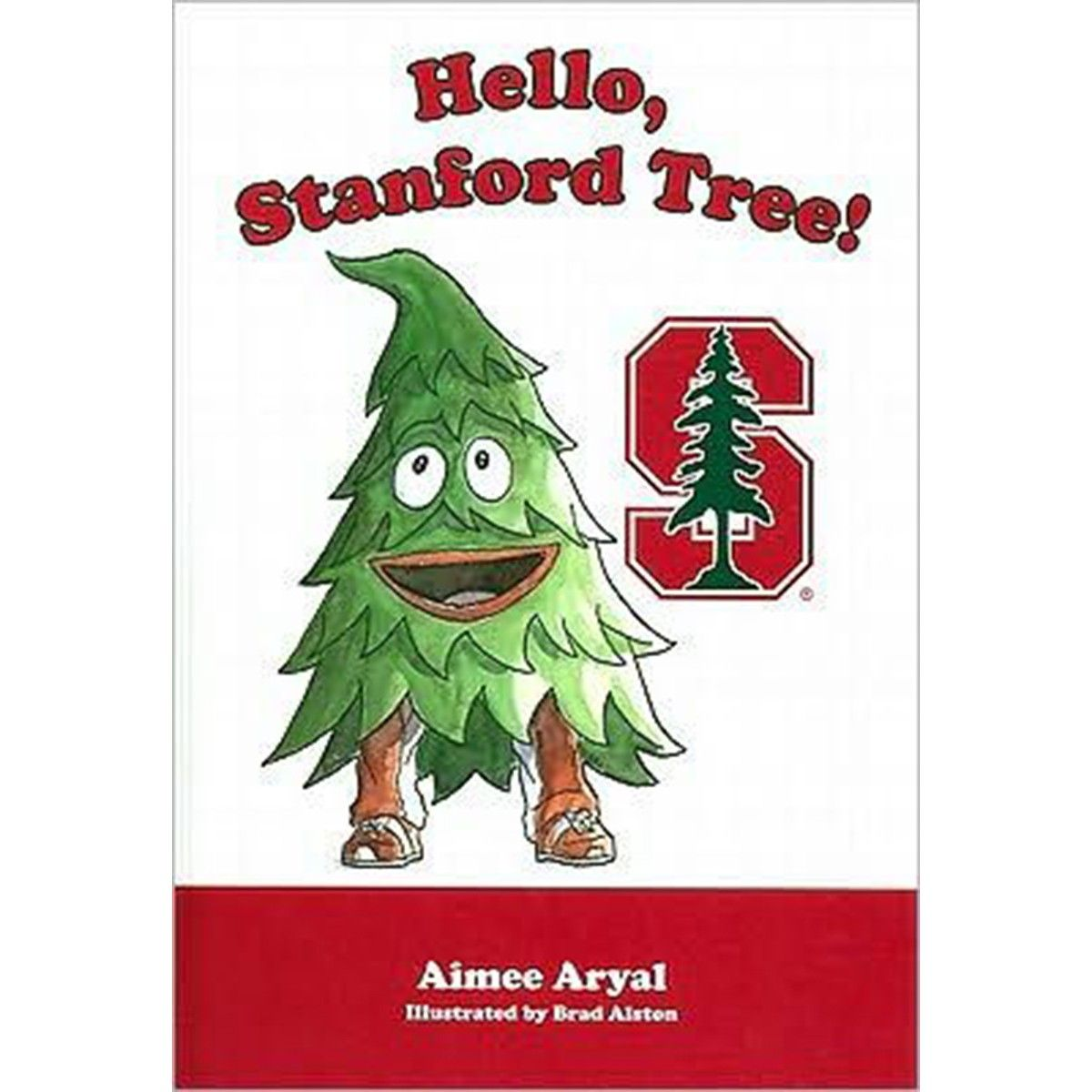 Hello Stanford Tree Books Are Fun Stanford Tree Stanford Best Team Names