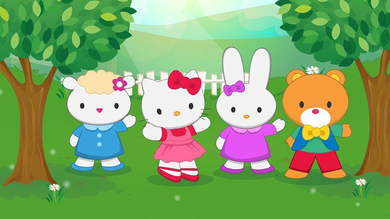 Hello Kitty Hide And Seek Kitty Hello Kitty Kitty Games