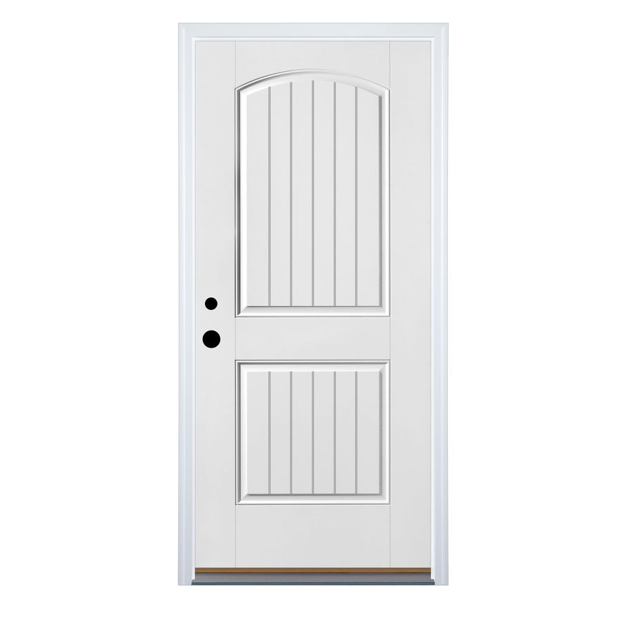 Therma Tru Benchmark Doors 2 Panel Insulating Core Right Hand