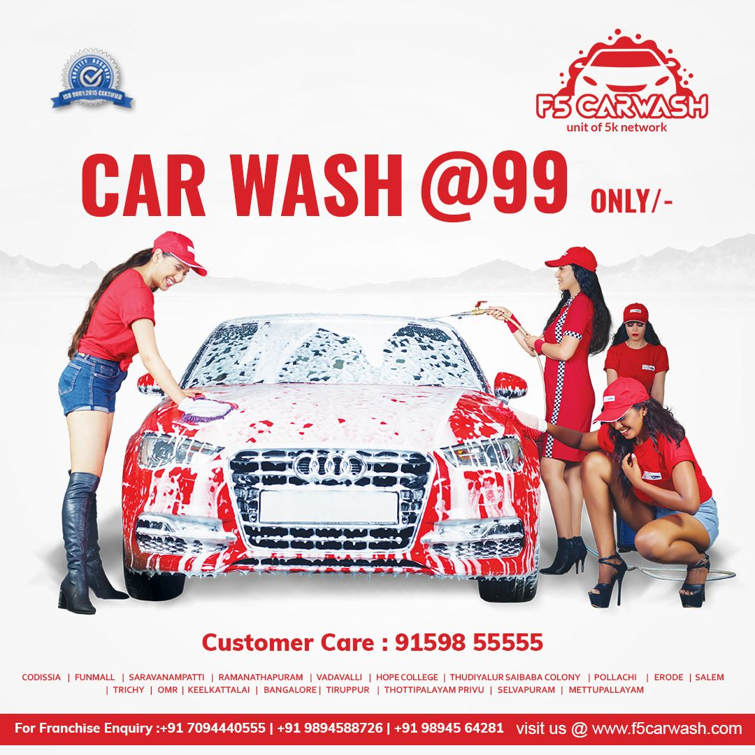 F5carwash Car Wash 99 We Are Here To Help You With The New