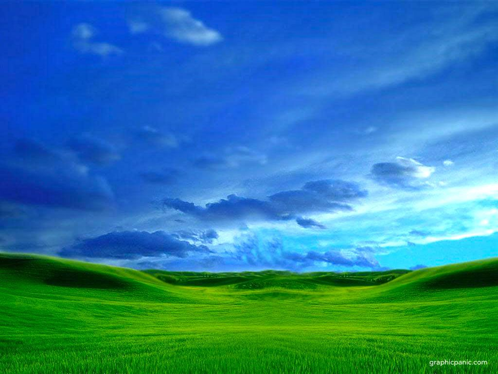 Keynote Backgrounds Green Grass Background Powerpoint