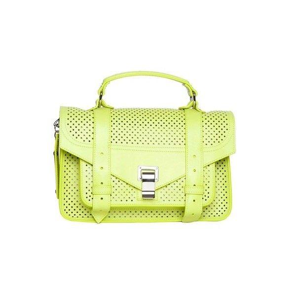 18f90a3eb9c8 Proenza Schouler  ps1 Tiny  Leather Satchel Bag ( 1