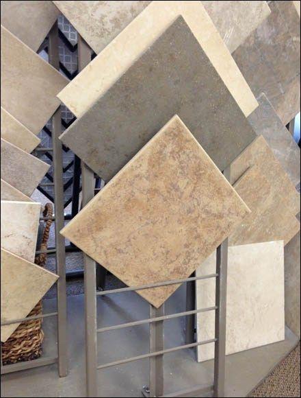 ladder grid sells ceramic tile