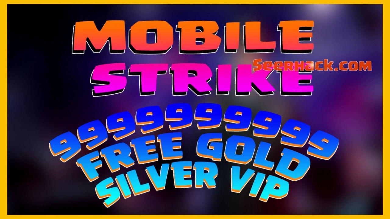 Liked on YouTube: MOBILE STRIKE HACK - MOBILE STRIKE