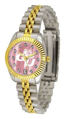 Gonzaga University Bulldogs Executive - Ladies Mother Of Pearl - Women's College Watches by Sports Memorabilia. $162.65. Makes a Great Gift!. Gonzaga University Bulldogs Executive - Ladies Mother Of Pearl