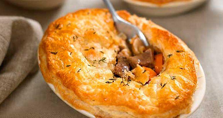 Steak and Ale Pie Ovals | Recipe | Steak and ale, Recipes ...