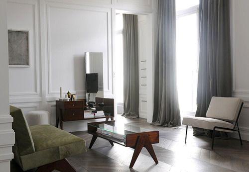 pingl par lilou sur appart notre dame appartement d coration int rieure et decoration. Black Bedroom Furniture Sets. Home Design Ideas