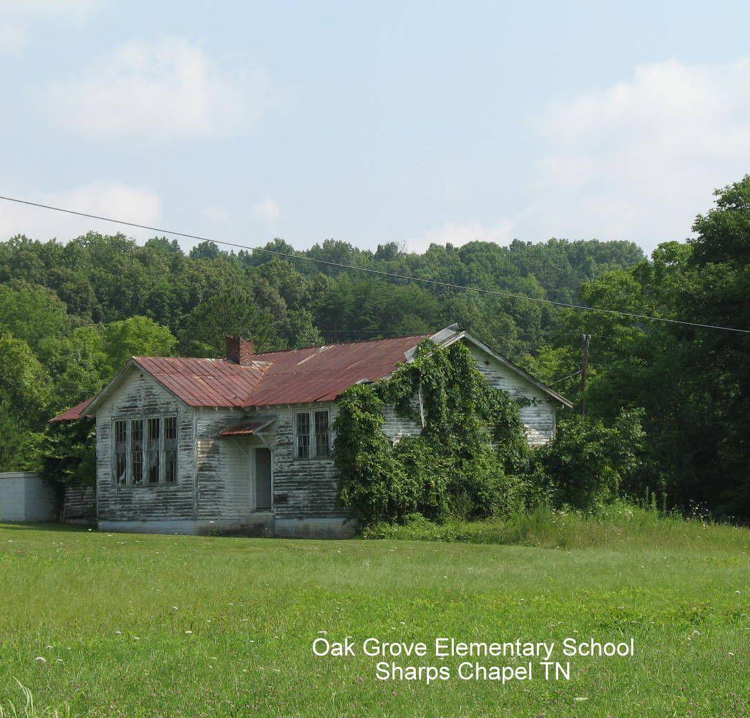Oak grove school house styles