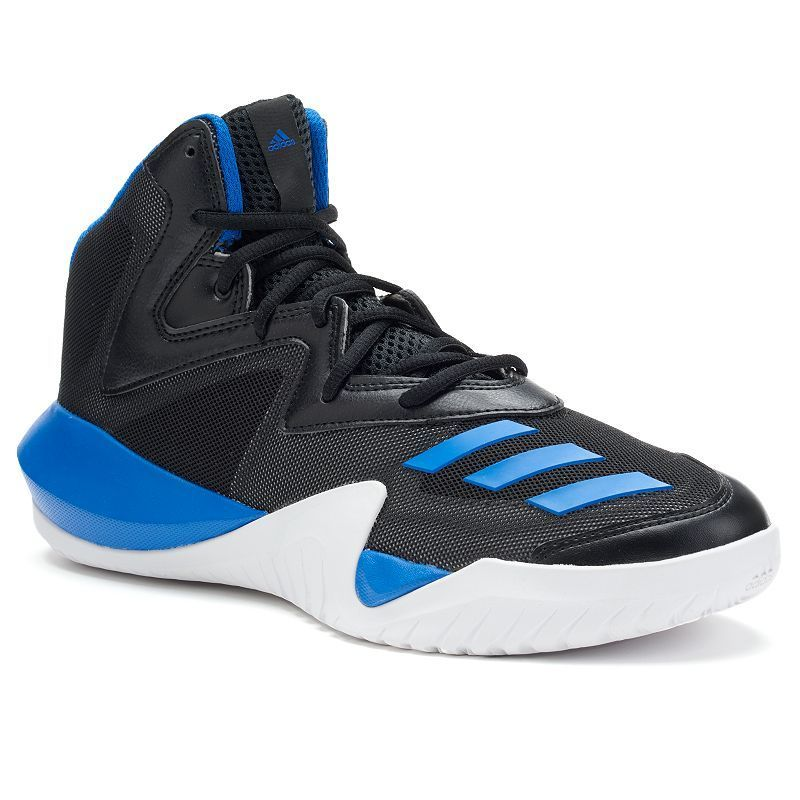 best sneakers 22269 24f84 Adidas Crazy Team 2017 Mens Basketball Shoes, Black