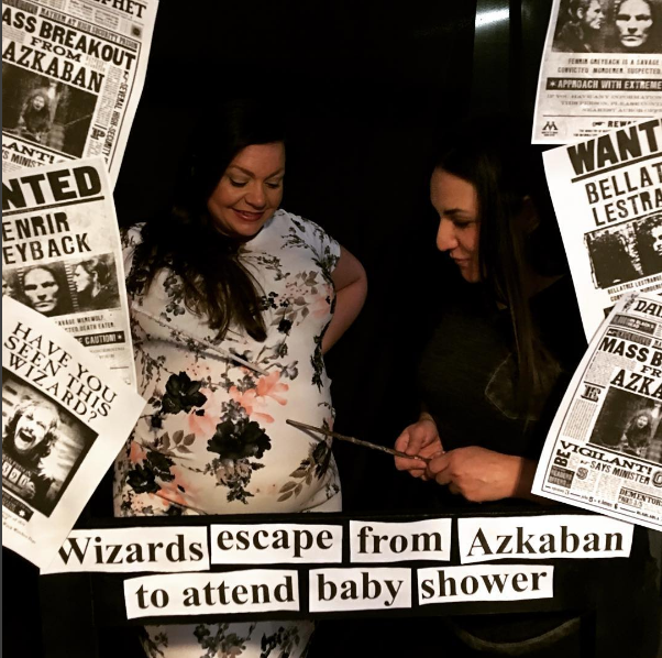 15 Magical Ideas For Throwing The Perfect Harry Potter Themed Baby Shower