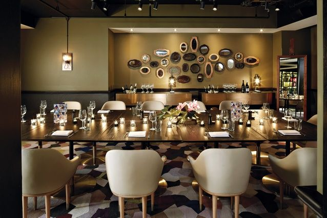 The Private Dining Room Is Warm And Eclectic Western Restaurant Delectable Private Room Dining Sydney Inspiration