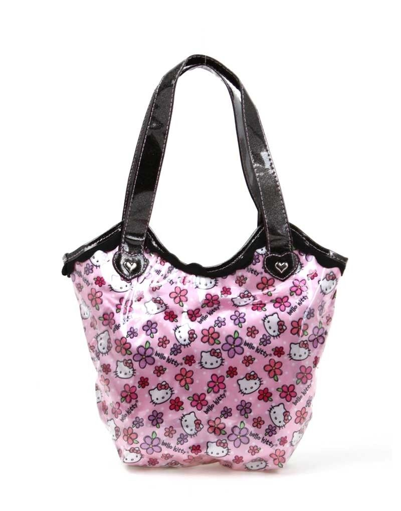 Hello Kitty Small Pink Handbag With Flower - Hello Kitty Handbag - Hello  Kitty Stores   3432a25ac9d39