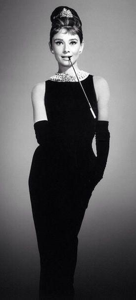 Amazing Audrey!