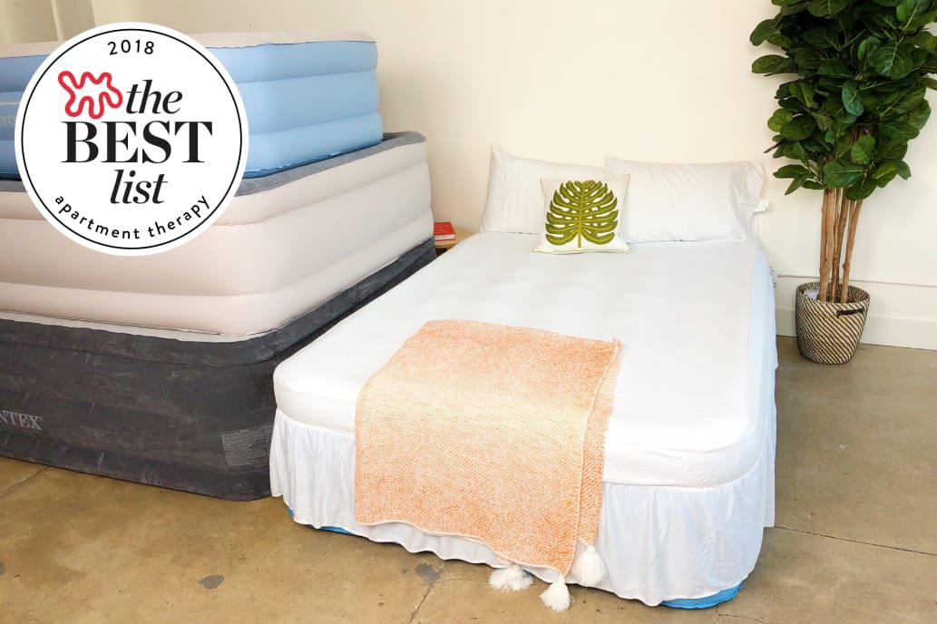 The Best Air Mattresses For An Instant Guest Bed Air Mattress Guest Room Air Mattress Bedroom Small Space Guest Bed