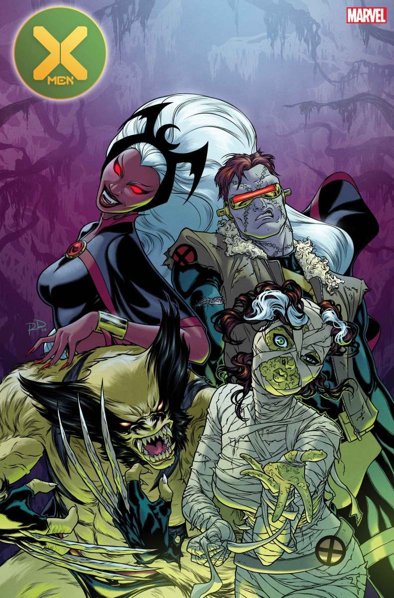 Marvel Halloween 2020 Comics Comic Crypt: Marvel Heroes Transform Into Classic Horror Monsters