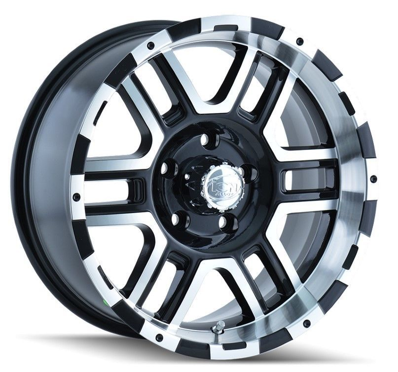 Lug Nuts And Tire Sensors Are Separate We D Be Happy To Get These For You As Well To Make Your Wheel Installation Easier T Wheel Rims Truck Rims Black Wheels