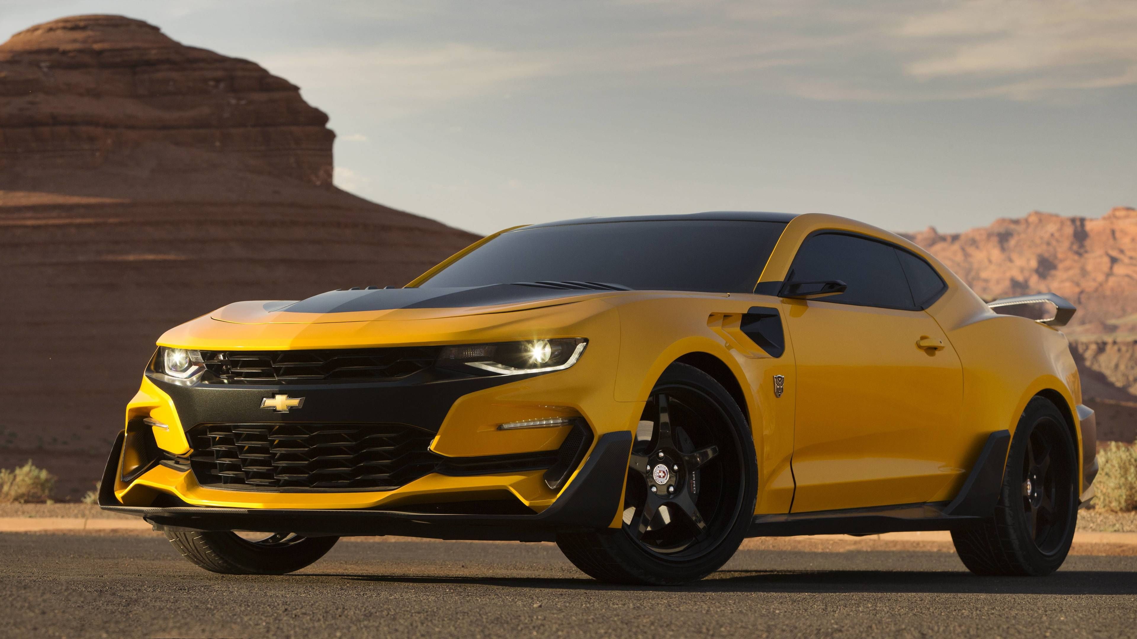 New Bumblebee Transfromers The Last Knight Transformers The Last Knight Wallpapers Transformers 5 Wallpaper Chevrolet Camaro Bumblebee Chevy Camaro Zl1 Camaro
