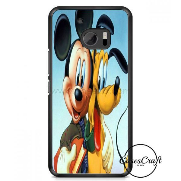 Disney Marvel Logo HTC One M10 Case