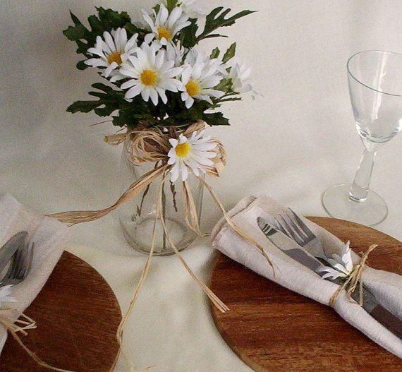 Silk flowers  DIY Wedding Centerpieces by BudgetWeddingBouquet, $22.95