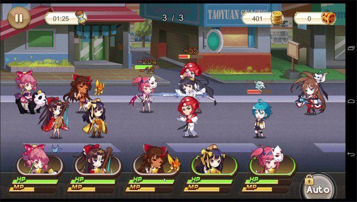 Download Ninja Girl Arashi Adventure APK latest version game for ...