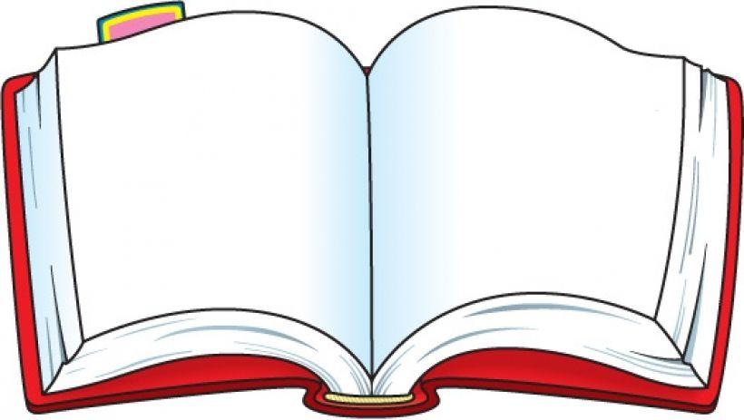 Open Book Book Clip Art Open Book Clip Art