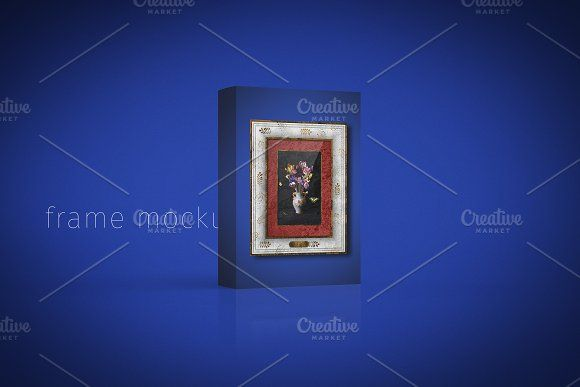 Frame Mockup Graphics Hey guys!In this ancient frame mockup you will find a bunch of preferences.What will you get:1 by Alex T